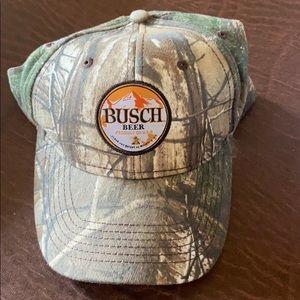 Men's camp adjustable hat
